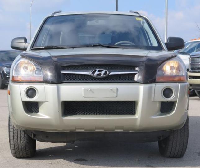Hyundai Tucson 2005-2009