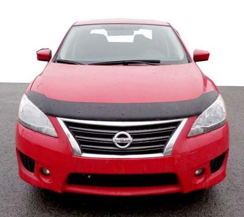 2015 Nissan Sentra >> Nissan Sentra 2013-2015 Hood Protector - HD 13B13 c - Hood Protectors