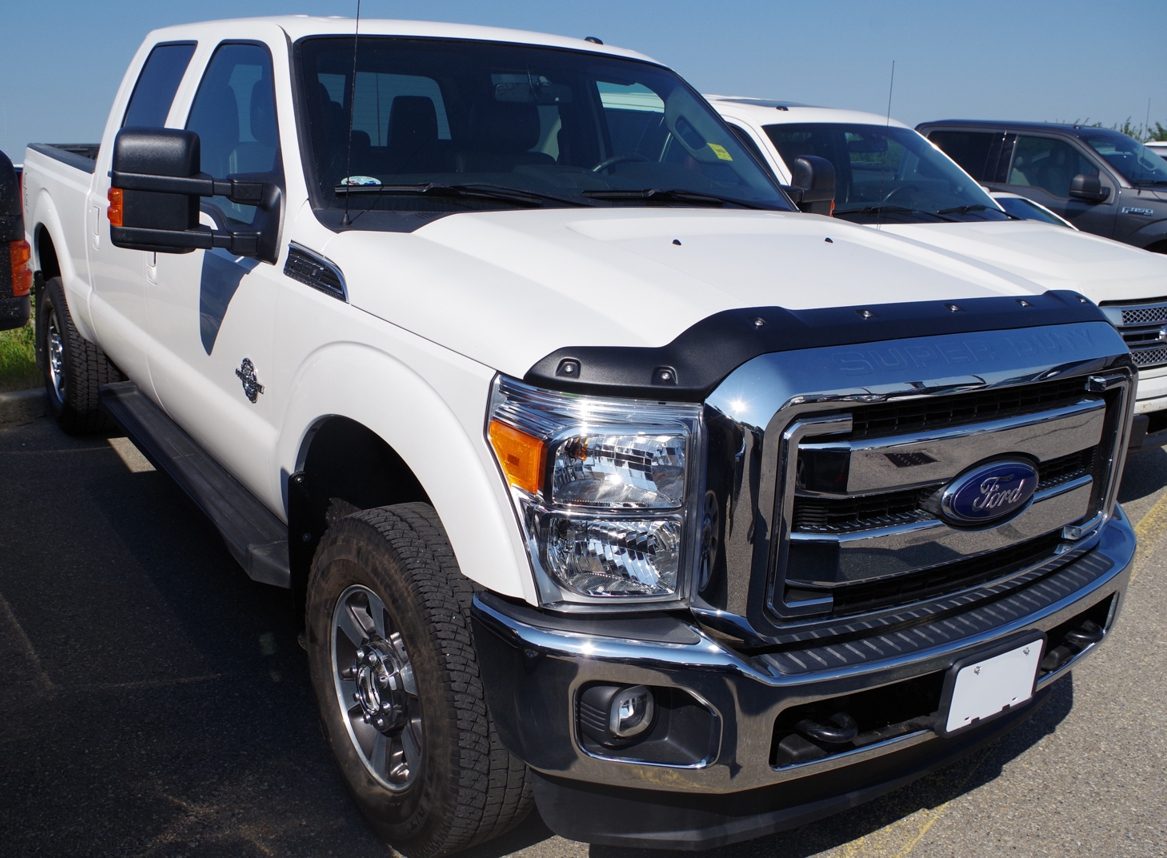 ford f aftermarket hood