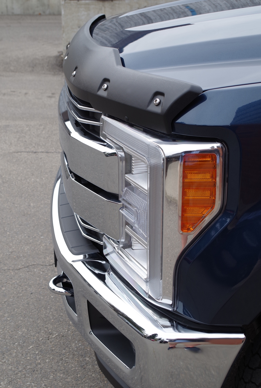 Ford Super Duty F250-F350 (2017-Up) Tough Guard Hood Protector