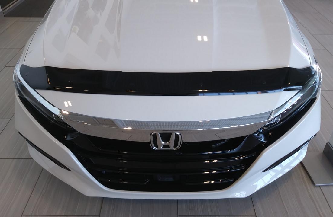 Honda Accord 4 Door (2018-up) FormFit Hood Protector