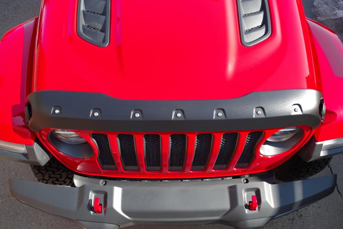 Jeep Wrangler JL (2018-2019) Tough Guard Hood Protector