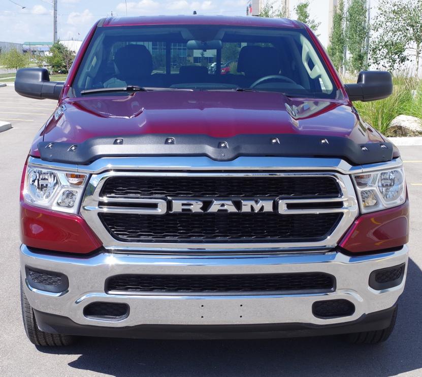 2019 Ram: Dodge RAM 1500 (2019-Up) Tough Guard Hood Protector