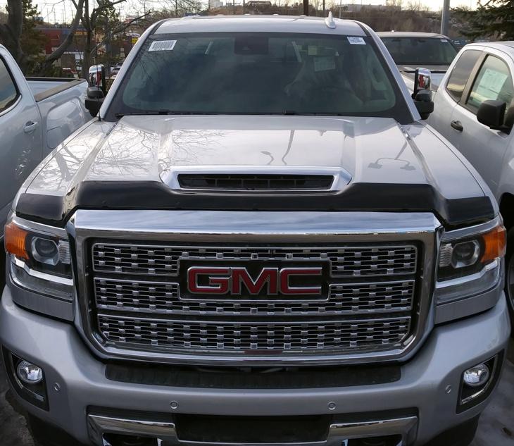 Category/gmc >> GMC Sierra HD 2500/3500 Diesel Model (2017-Up) FormFit