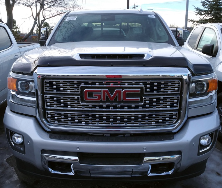 GMC Sierra HD 2500/3500 Diesel Model (2017-Up) FormFit